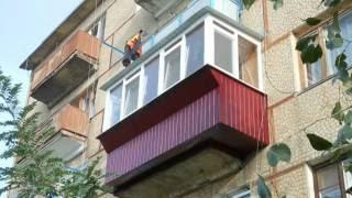 видео Где заказать установку балкона в Харькове