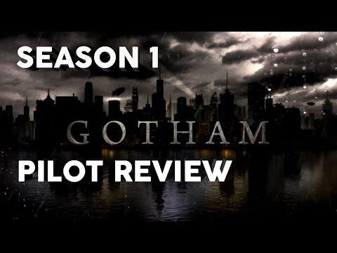 Gotham Season 1 - Episode 1 Pilot Review