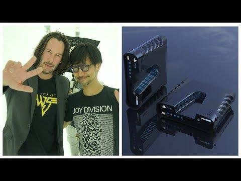 PlayStation 5 хвалят, Киану Ривз попросил Кодзиму «спасти нас» | Игровые новости