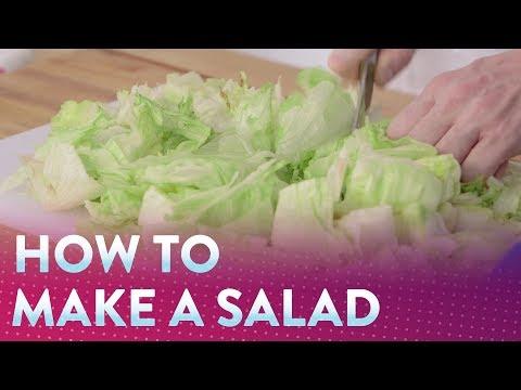 How To Make Lettuce Salad | Food.com
