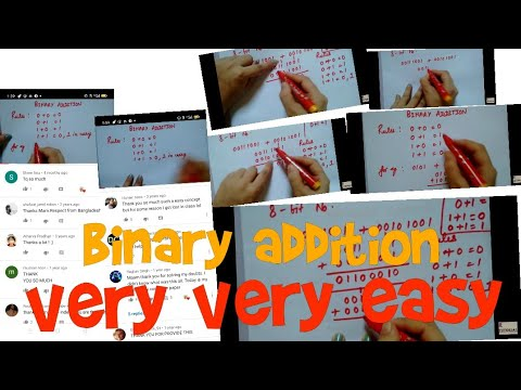 adding binary numbers