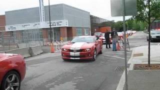 Chevy Camaro Indianapolis 500 2010 Videos