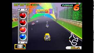Penny Racers 64[NTSC-J] AAclass complete speedrun in 26:36
