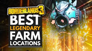 BORDERLANDS 3 | Best Legendary Farm Locations