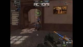 jogando de sniper burning hall pb