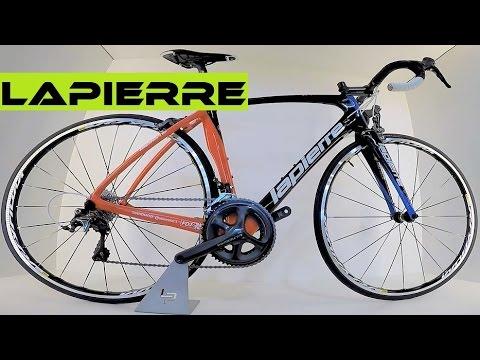 2017 Lapierre Road Bikes Range: Audacio, Sensium, Xelius, Aircode. Top Roadies!