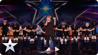 FIRST LOOK: House of Swag Kids bring POWERFUL mental health message to life!   BGT 2020