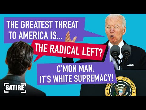 Shapiro RIPS Biden And The Left For INSANE Racism Claims