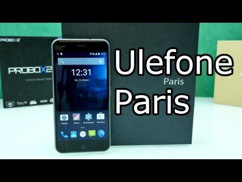 """Ulefone Paris Review - Cheap 5"""" Metalbody Chinaphone - Iphone 6 Look-alike ["""