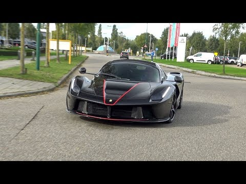 Supercars Arriving – LaFerrari Aperta, M6 GT3, Aventador SVJ, Novitec 720S, ABT RS6+, R8 Performance