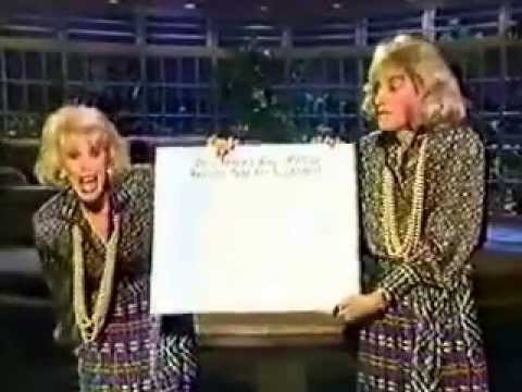 Joan Rivers/The Late Show/ With Ilan Kwittken as Co-host