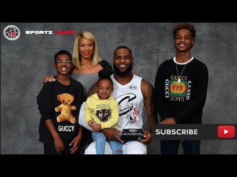 Day in the Life Lebron James
