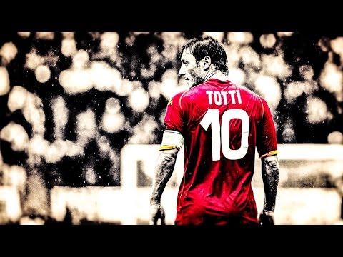 Francesco Totti - Top 10 Goals Ever - 1993-2016 - HD