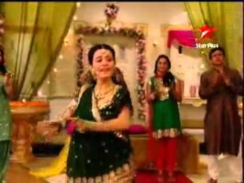 31 AUG 10  Ragini  and Sakshi Dance