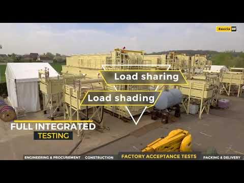 Energie - Applications pétrolières onshore et offshore