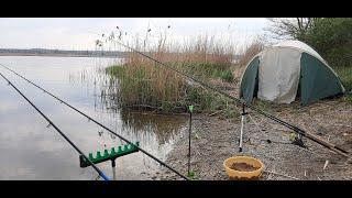 Южный Буг Трихаты Флет на реке Первая рыбалка с ночёвкой Рыбалка на реке весной