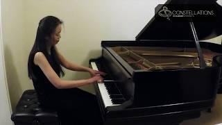 Ling-Ju Lai: J.S. Bach - Keyboard Concerto BWV 1052, Allegro