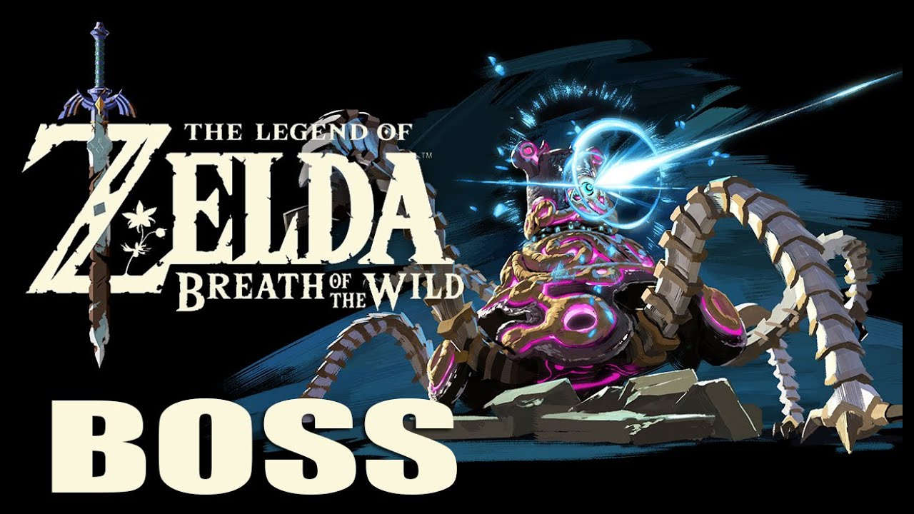 Resultado de imagen para tloz breath of the wild final boss