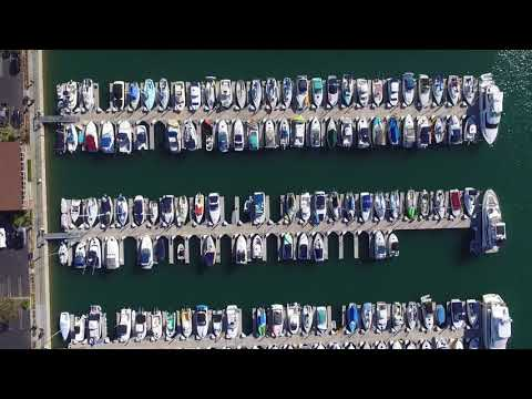 Dana Point Harbor days w/ DJI Phantom 3 HD 1080p