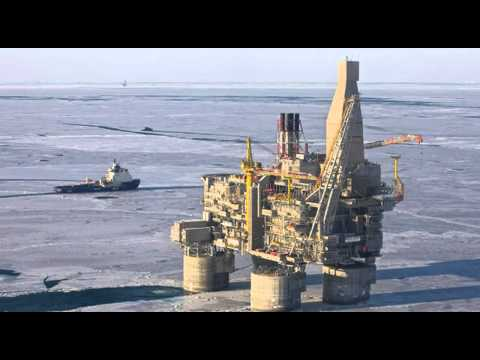 Biggest Oil Rig Ever: World's Largest Oil Platform Begins Production In Russia!