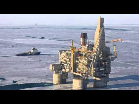 Biggest Oil Rig Ever: World