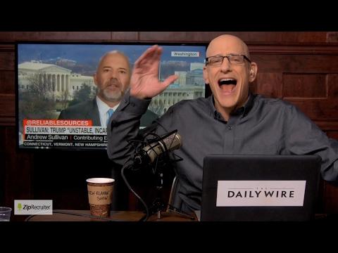 The Andrew Klavan Show Ep. 267 - New Media Narrative: Trump is Nuts!