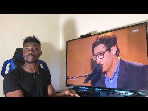 Eminem - Lose Yourself | Vincent Vinel | The Voice 2017 | Blind Audition (REACTION) *This is fire🔥*