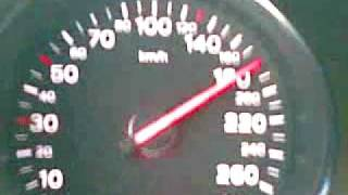 audi a8 w12 6 0 l d3 in action 250 km h