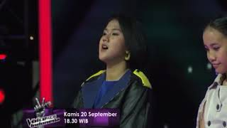 NEXT! LIVE ROUND 2! | The Voice Kids Indonesia Season 3 GTV 2018