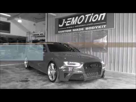 audi a4 b8 facelift conversion b8 5 rs4 style design. Black Bedroom Furniture Sets. Home Design Ideas