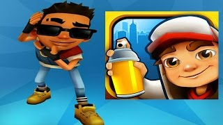 Subway Surfers : new york   TONY & LIBERTY BOARD   ALL HOVERBOARDS   Gameplay #1