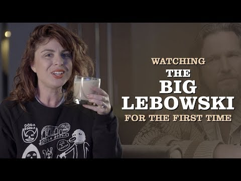 Watching 'The Big Lebowski' For The First Time