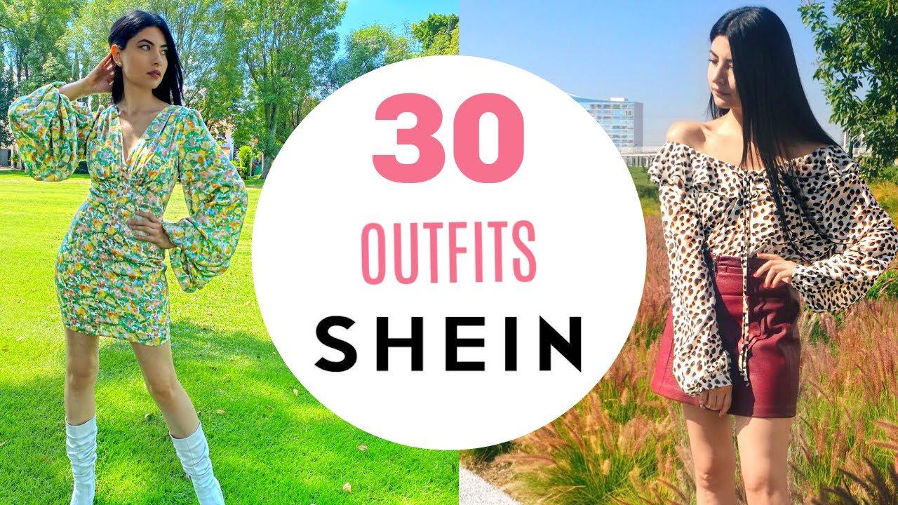 MEGA HAUL SHEIN OTOÑO 2020 🍂 30 OUTFITS