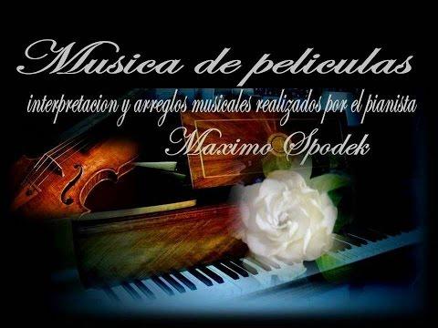 MUSICA INSTRUMENTAL DE PELICULAS, CARROZAS DE FUEGO, EN PIANO Y ARREGLO MUSICAL