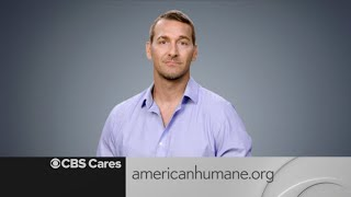 CBS Cares - Brandon McMillan On Natural Disaster Animal Rescue