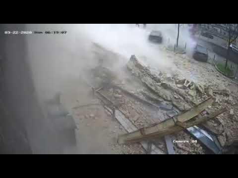 Potres Zagreb 22 03 2020 Zeleni Val Youtube