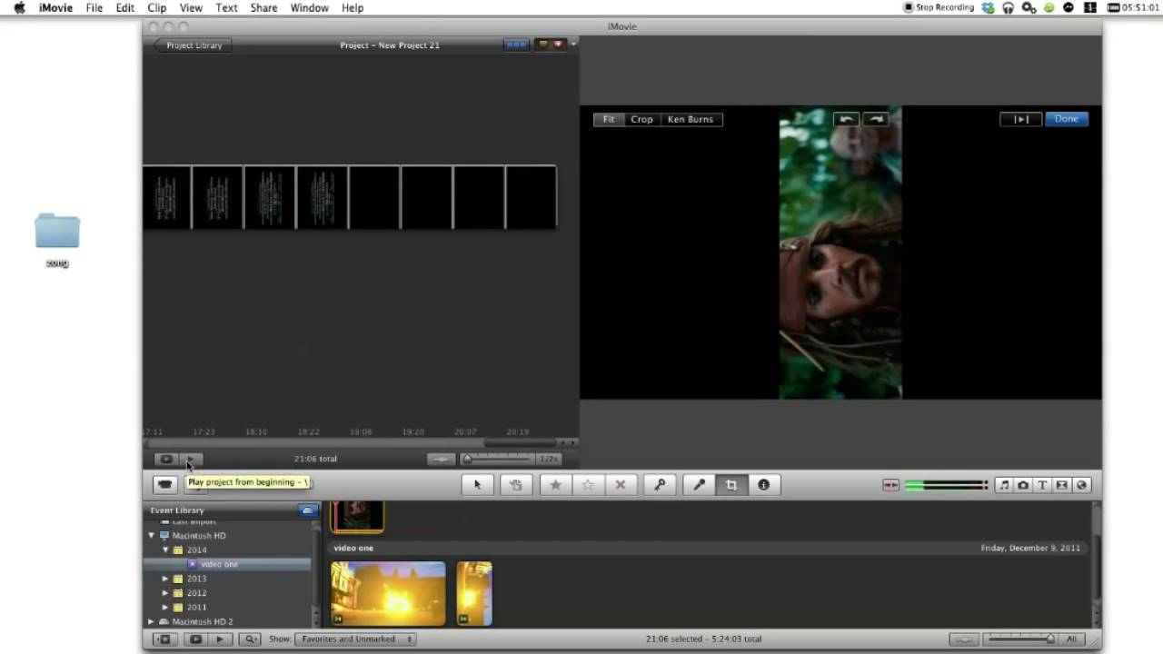 How to rotate video in imovie youtube how to rotate video in imovie ccuart Images