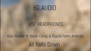 Alan Walker ft. Noah Cyrus & Digital Farm Animals - All Falls Down