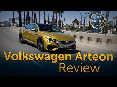 2019 Volkswagen Arteon - Review & Road Test