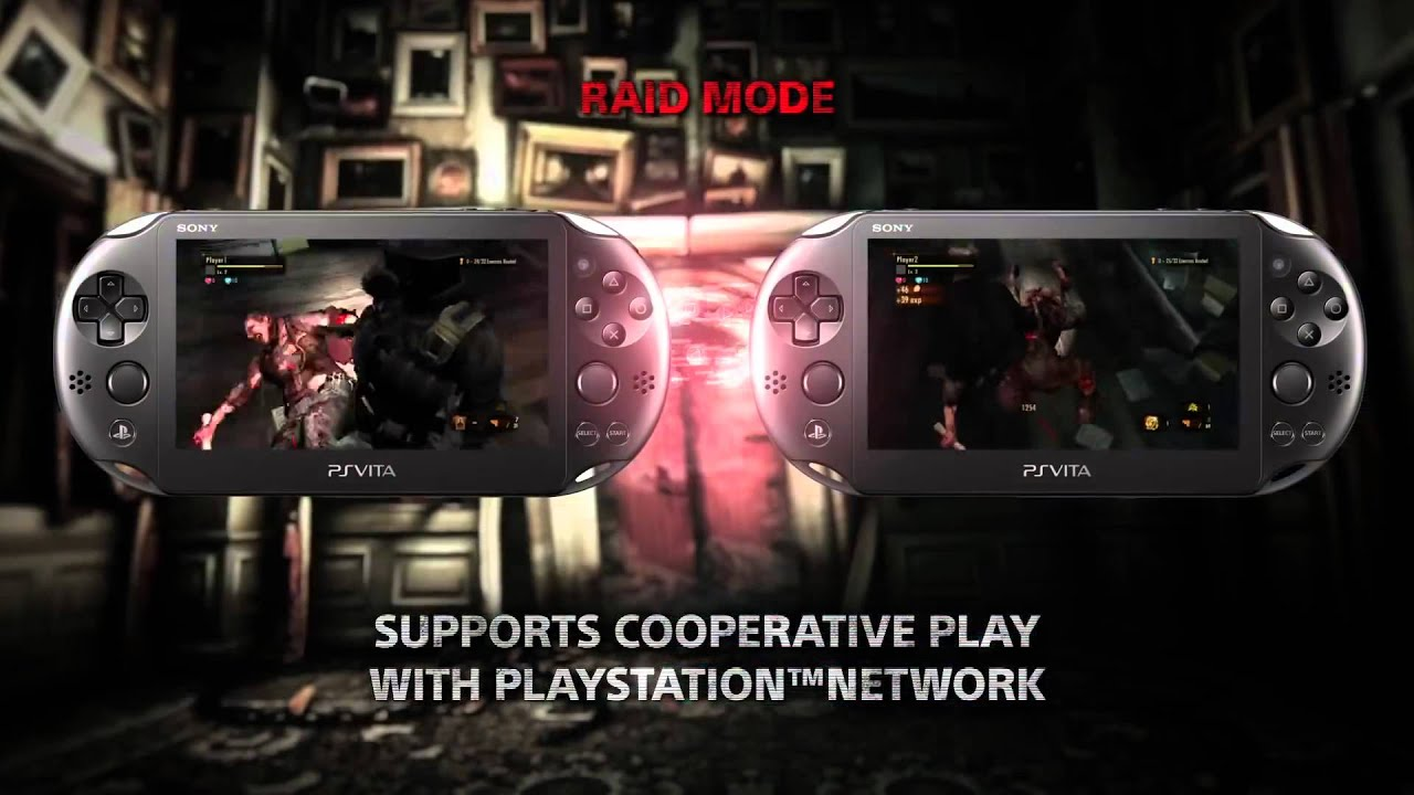 resident evil revelations 2 coming to ps vita - youtube