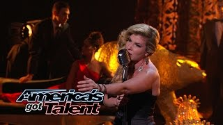 Emily West: Singer Shines With