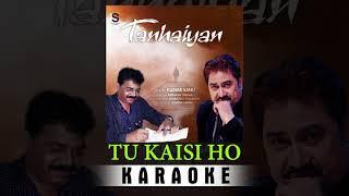 Tu Kaisi Ho - Karaoke - Tanhaiyan - Abinash | Sing With Kumar Sanu