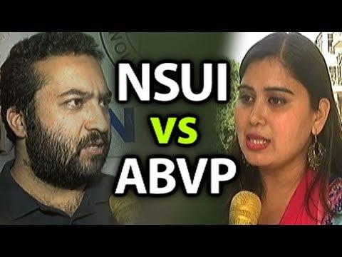 NSUI vs ABVP | Dilli Tak