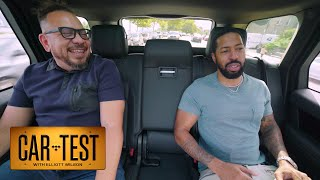 Car Test: Roc Marciano
