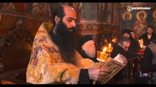 Светлое Христово Воскресение.  Моменты литургии и вечерни любви в монастыре Ватопед, 2015 Афон(, 2016-02-24T15:49:42.000Z)
