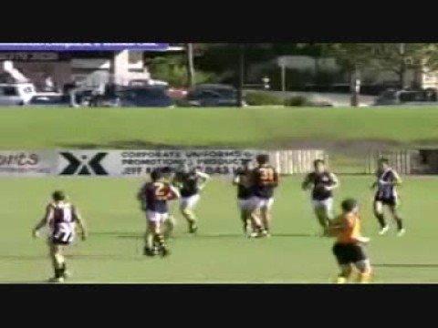 West Coast Eagles - Young WAFL Dwellers - 2008 WAF...