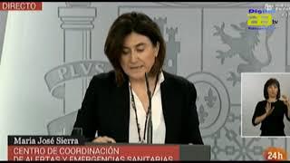 El número de positivos en España asciende ya a 94.471