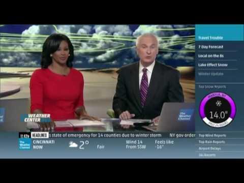 The Weather Channel 2014 CES - Cub Cadet RZT Zero
