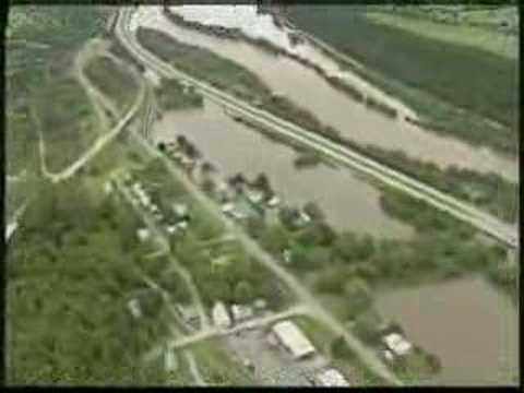 Mohawk River Flooding June 2006