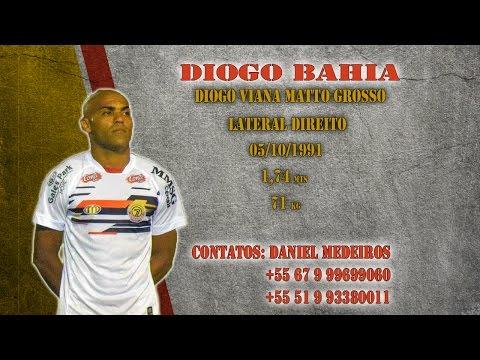 Diogo Bahia - Lateral Direito 91